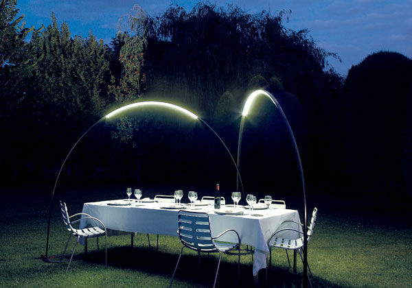 Creative Outdoor Lighting