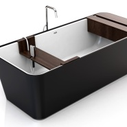 Customizable Bathtub by Justin Wagemakers