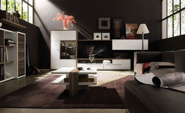 Dark Stylish Interior Designs
