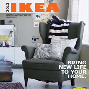 Decor Ideas From IKEA&#8217;s 2013 Catalogue
