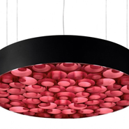 Decorative Spiro Lamp by Remedios Simn