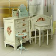 Old Furniture Decoupage