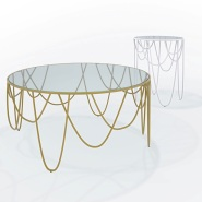 Drapery Table Collection by Nathan Young
