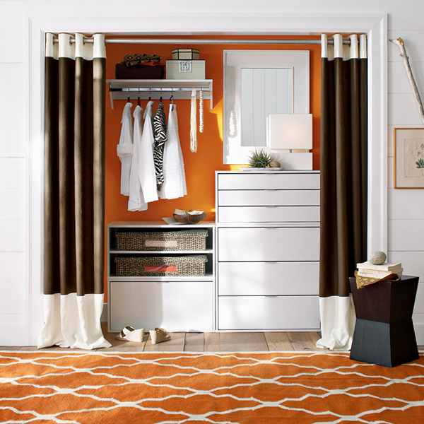 Wardrobe solutions for small spaces home design and decor reviews - Wardrobe solutions for small spaces paint ...