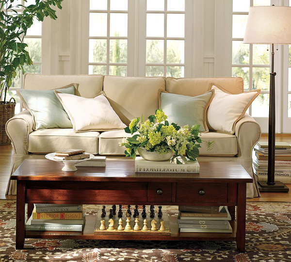 Elements of Decor: Coffee Table