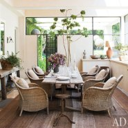 Ellen DeGeneres and Portia de Rossi Home