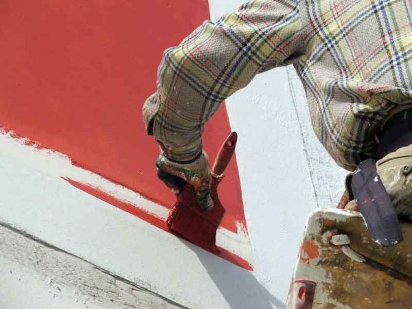 Energy-saving paint
