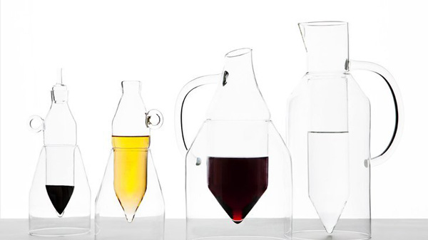 Fabrica Glass Collection For Secondome 2012