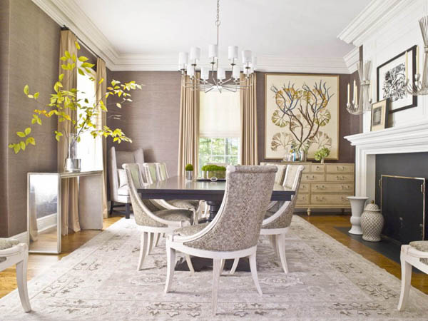 Freshen Up Dining Room Design