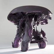 Plastic &#038; Magnet: Gravity Stool