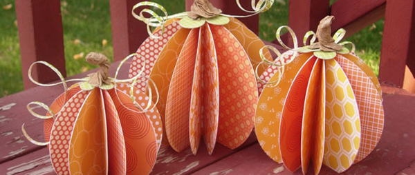 Halloween Paper Decoration Ideas