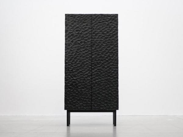 HAVET - Stylish Textured Cabinet by SNICKERIET