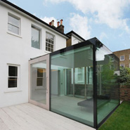House Extensions Made Of Glass