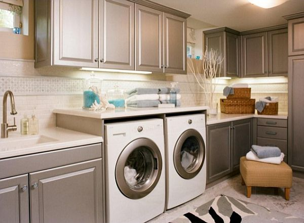 How To Create Stylish Laundry Room Design