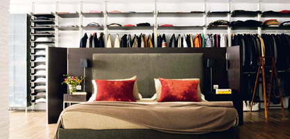 How To Introduce Wardrobe Into Bedroom Design