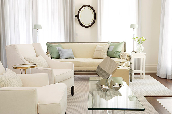 How To Maintain White Interior Design