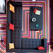 How to Use Stripes in Interior Design
