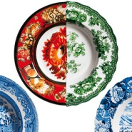 Hybrid Tableware Collection by Seletti