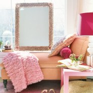 Ideas For Stylish Pink Interiors