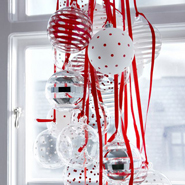 IKEA Christmas 2012 Decor Ideas
