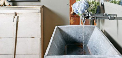 Industrial Chic Bathroom Design Ideas