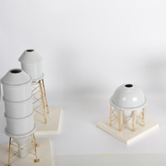 Industry Porcelain by Gentle Giants