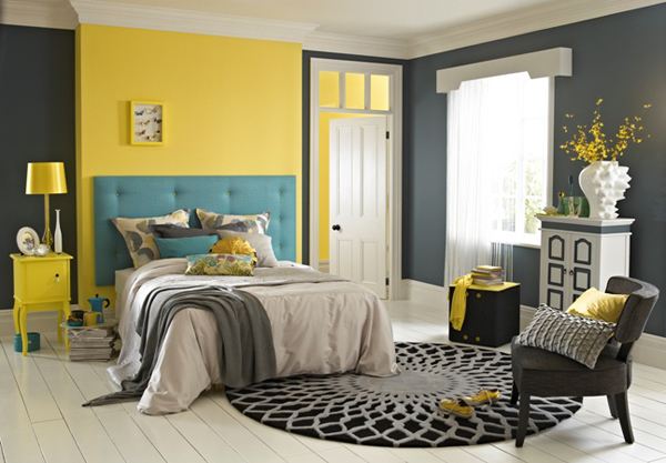 Interesting Color Schemes For Home