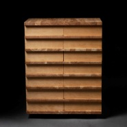 Interesting Drawer Chest by Jakob Jrgensen
