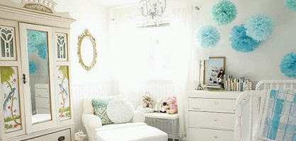 Interesting Ideas For Nursery Design