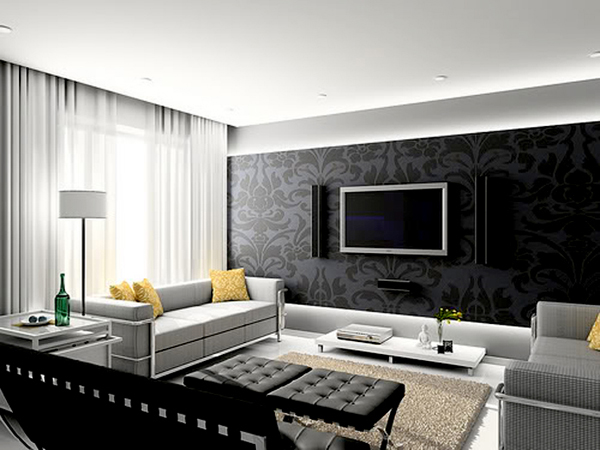 Interior Design In Contemporary Style