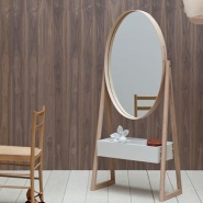 Iona Cheval Mirror by Pinch Design