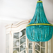 Item Of The Week: Beaded Chandelier by Marjorie Skouras