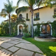 Kate Walsh&#8217;s Spanish Style House For Sale
