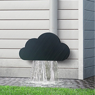 Let It Rain: Creative Gutter Ideas