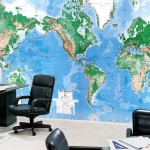 map-wallpaper-in-interior-design-11