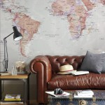map-wallpaper-in-interior-design-2
