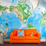 map-wallpaper-in-interior-design-7