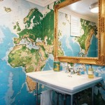 map-wallpaper-in-interior-design-8
