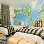 map-wallpaper-in-interior-design-9