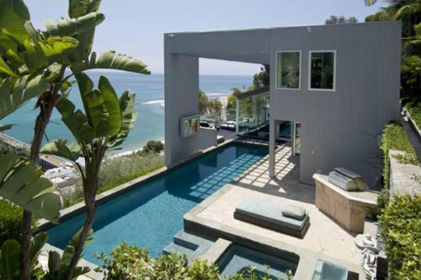 Matthew Perry's Malibu House on Sale