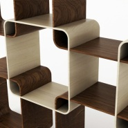 Smartsquare Modular Shelving by Pietro Russomanno
