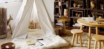 More Cool Ideas For Designing Playroom For Kids