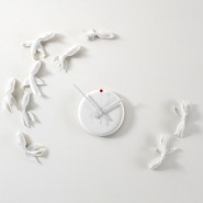 More Creative Clock Designs And Time Objects