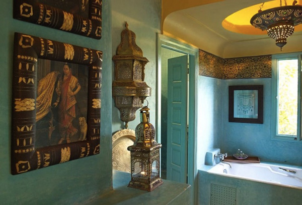 Moroccan Bathroom Design Ideas