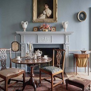 Neoclassical Decorating Style