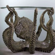 Ocean Inspired: Octopus Table
