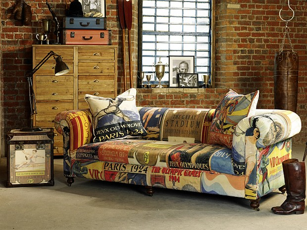 Olympic-Inspired Furniture By Sir Steve Redgrave and Matthew Pinsent