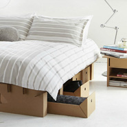 On Budget: DIY Bed Frame Ideas