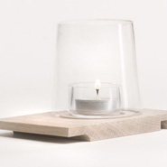 Onoff Candle Holder by Elevenfeet