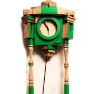 Orlogin Clocks by Ben Broyde